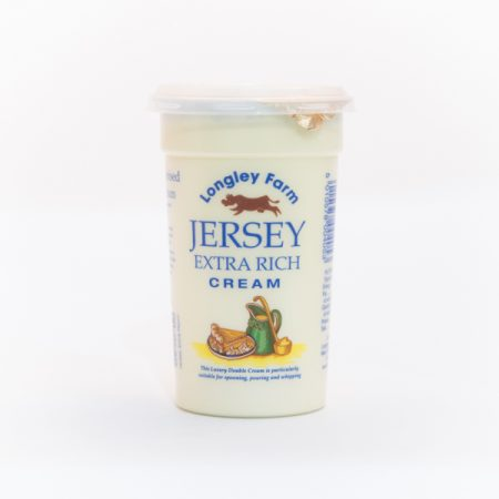 Jersey Double Cream - Extra Thick - 250ml