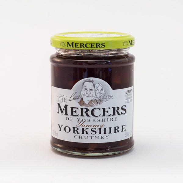 Mercers Yorkshire Chutney