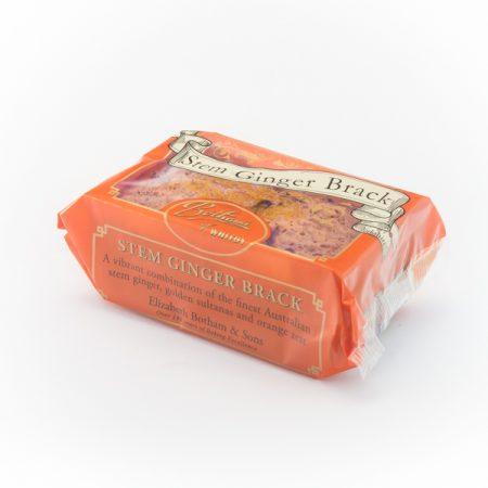 Stem Ginger Brack Loaf - 12x360g
