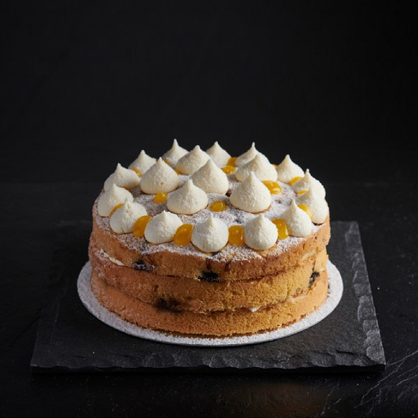 Blueberry & Lemon Triple Layer Cake
