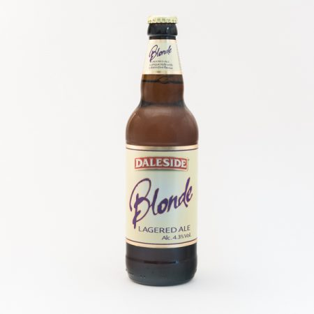 Blonde Lagered Ale - 4.3%