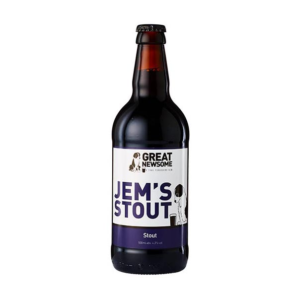 Jem's Stout - 4.3%