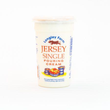 Single Pouring Cream (18%)