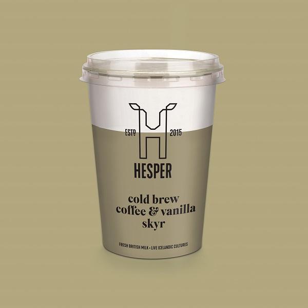 Cold Brew Coffee & Vanilla Skyr