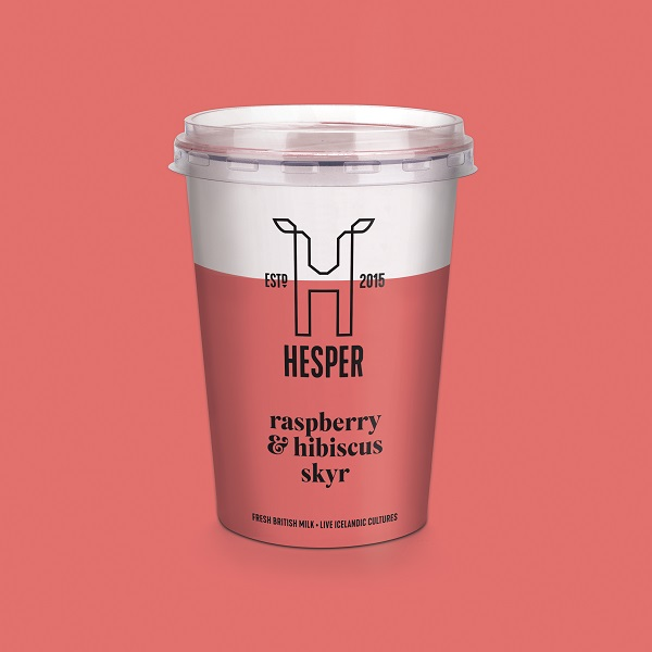 Raspberry & Hibiscus Skyr