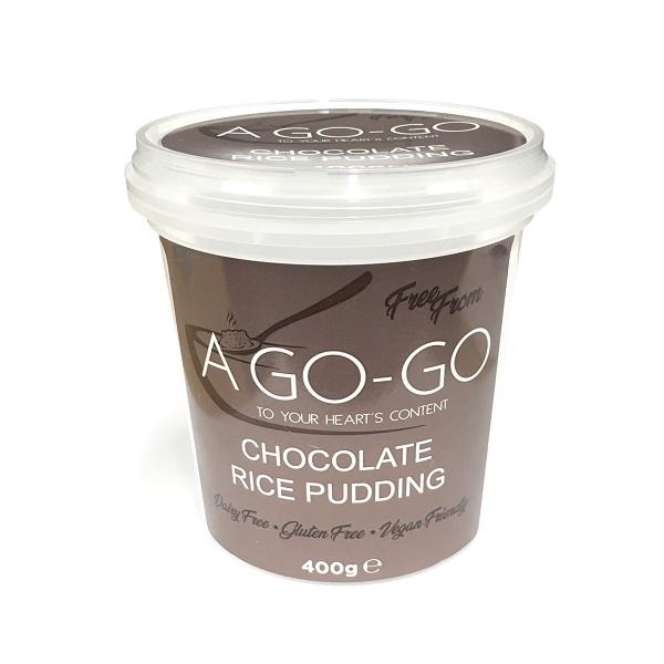 Chocolate Rice Pudding – GF & Vegan