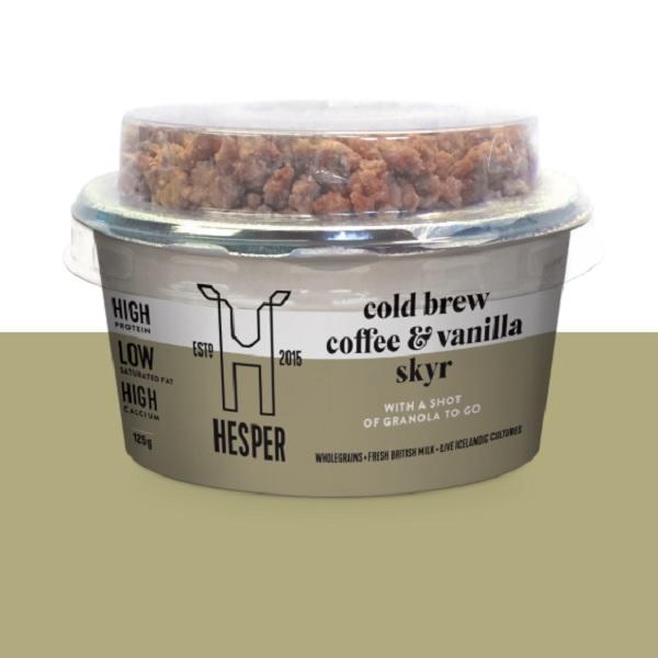 Cold Brew Coffee & Vanilla 'On the Go' Pot