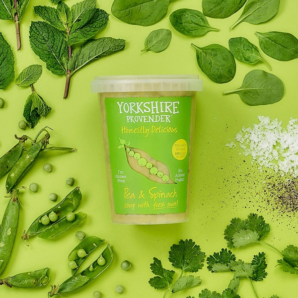 Pea & Spinach with Fresh Mint - 600g