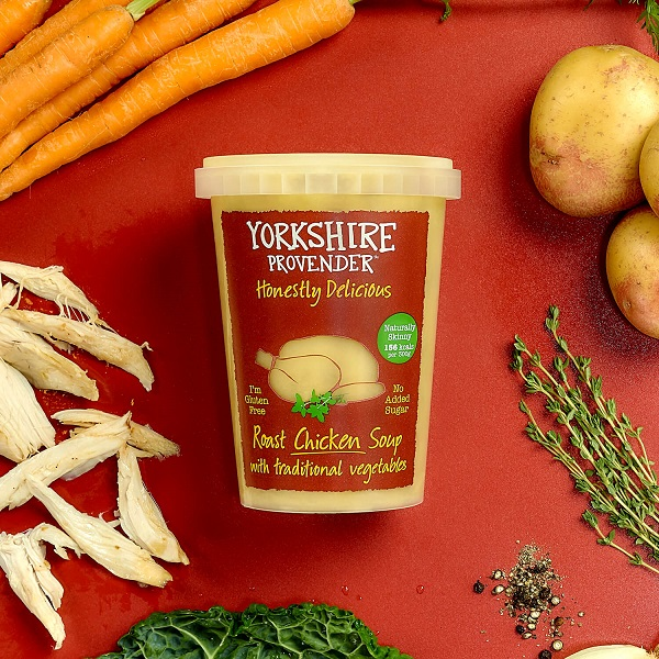 Roast Chicken & Traditional Vegetables - 600g