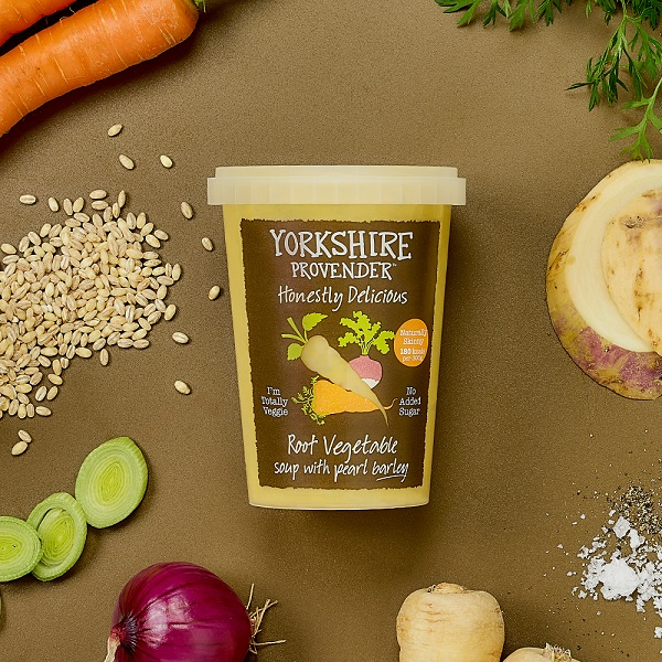 Root Vegetables with Pearl Barley - 600g