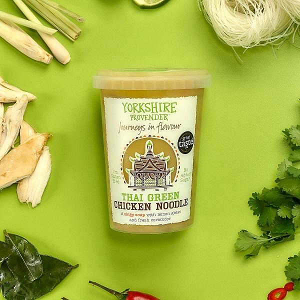 Thai Green Chicken Noodle - 600g