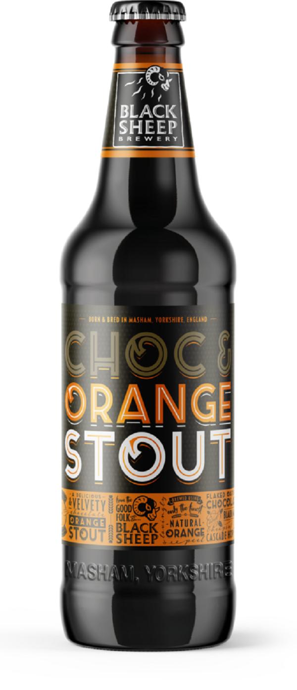 Choc & Orange Stout 8x500ml