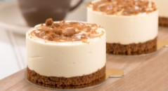 Lotus Biscoff Cheesecakes Ve
